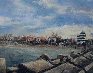 Wintertime in Senigallia
